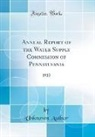 Unknown Author - Annual Report of the Water Supply Commission of Pennsylvania