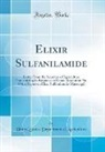 United States Department Of Agriculture - Elixir Sulfanilamide
