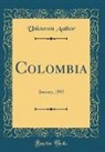 Unknown Author - Colombia