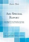 United States Department Of Agriculture - Ars Special Report