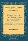 United States Congress - Committee on Civil Service and Retrenchment