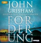 John Grisham, Charles Brauer - Forderung, 2 Audio-CD, MP3 (Hörbuch)