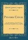 United States Congress - Panama Canal