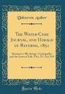 Unknown Author - The Water-Cure Journal, and Herald of Reforms, 1851