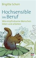 Brigitte Schorr - Hochsensible im Beruf