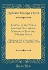 Methodist Episcopal Church - Journal of the North Arkansas Conference, Methodist Episcopal Church, South