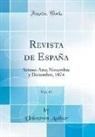 Unknown Author - Revista de España, Vol. 41