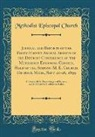 Methodist Episcopal Church - Journal and Reports of the Forty-Fourth Annual Session of the Detroit Conference of the Methodist Episcopal Church, Held at the Simpson M. E. Church, Detroit, Mich., Sept. 21-26, 1899