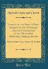 Methodist Episcopal Church - Journal of the Ninety-First Session of the Tennessee Annual Conference of the Methodist Episcopal Church, South