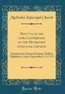 Methodist Episcopal Church - Minutes of the Iowa Conference of the Methodist Episcopal Church
