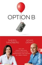 Grant, Adam Grant, Sandberg, Shery Sandberg, Sheryl Sandberg - Option B