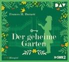 Frances H Burnett, Frances H. Burnett, Doris Schade, u.v.a. - Der geheime Garten, 1 Audio-CD (Hörbuch)