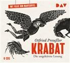 Otfried Preussler, Felix von Manteuffel - Krabat, 5 Audio-CDs (Hörbuch)