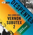 Virginie Despentes, Johann von Bülow - Das Leben des Vernon Subutex. Tl.2, 1 Audio-CD, (Hörbuch)