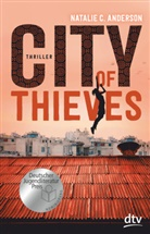 Natalie C Anderson, Natalie C. Anderson - City of Thieves
