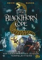 Kevin Sands - Der Blackthorn-Code - Das Geheimnis des letzten Tempelritters