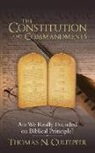 Thomas N. Culpepper - The Constitution and Commandments