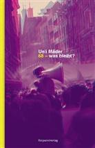 Ueli Mäder - 68 - was bleibt?