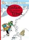 Herge, Susan Herge - Tintin: Tintin i the Snaws o Tibet (Scots)