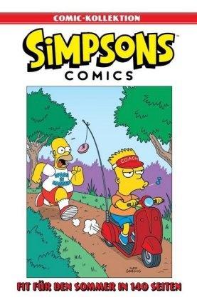 Matt Groening - Simpsons Comic-Kollektion - Fit für den Sommer