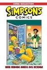 Matt Groening - Simpsons Comic-Kollektion - Der Runde muss ins Eckige