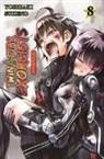 Yoshiaki Sukeno - Twin Star Exorcists: Onmyoji. Bd.8