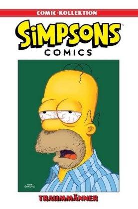 Matt Groening - Simpsons Comic-Kollektion - Traummänner