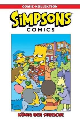 Matt Groening - Simpsons Comic-Kollektion - König der Streiche
