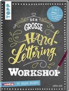 Ludmila Blum - Der große Handlettering Workshop