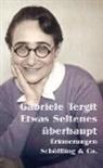 Gabriele Tergit, Nicol Henneberg, Nicole Henneberg - Etwas Seltenes überhaupt