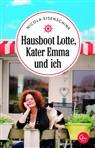 Nicola Eisenschink - Hausboot Lotte, Kater Emma und ich