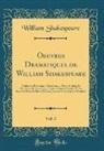 William Shakespeare - Oeuvres Dramatiques de William Shakespeare, Vol. 3