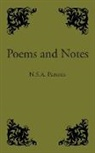 N. S. a. Parsons - Poems and Notes