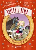 Frauk Scheunemann, Frauke Scheunemann, Antje Szillat, Susanne Göhlich, Loewe Kinderbücher - Bulli & Lina - Ein Pony verliebt sich
