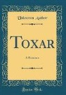 Unknown Author - Toxar