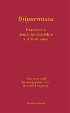 Reinhold Lagrene, Reinhold Lagrene - Djiparmissa