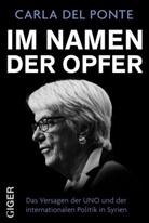 Carl Del Ponte, Carla del Ponte, Roland Schäffli, Roland Schäfli - Im Namen der Opfer