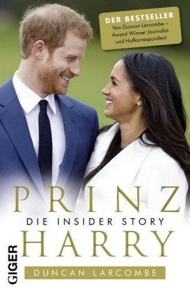 Duncan Larcombe - Prinz Harry - Die Insider Story