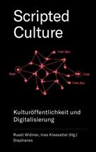 Ines Kleesattel, Ruedi Widmer - Scripted Culture. Kulturöffentlichkeit und Digitalisierung
