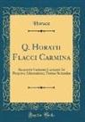 Horace Horace - Q. Horatii Flacci Carmina
