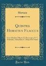 Horace Horace - Quintus Horatius Flaccus