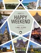KUNTH Verlag, KUNT Verlag - Have a Happy Weekend