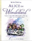 CARROLL, Lewis Carroll, Carroll Lewis, Tenniel, John Tenniel, Tenniel John - Alice in Wonderland: Alice's Adventures in Wonderland and Through the Looking Glass
