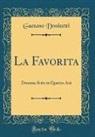 Gaetano Donizetti - La Favorita