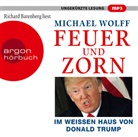 Nikolaus Stingl, Michael Wolff, Richard Barenberg - Feuer und Zorn, 2 Audio-CD, (Hörbuch)