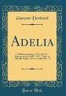Gaetano Donizetti - Adelia