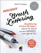 Chris Campe - Praxisbuch Brush Lettering