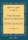 Unknown Author - The Second Book of Artemas
