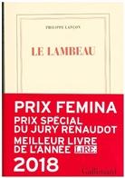 Philippe Lancon, Philippe Lançon - Le lambeau