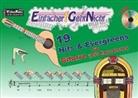 Martin Leuchtner, Anton Oberlin, Bruno Waizmann - Einfacher!-Geht-Nicht: 19 Hits & Evergreens - für Gitarre (mit Kapodaster), m. 1 Audio-CD
